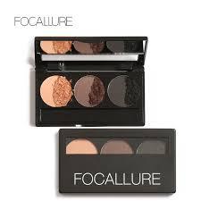 alibaba focallure focallure eyebrow powder 3 colors eye brow powder palette waterproof