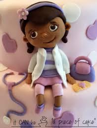 doc mcstuffins edible image doc mcstuffins inspired figurine edible cake topper decoration