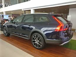 volvo official volvo v90 cross country launched in india official release and
