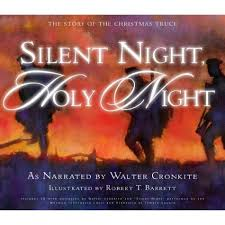 silent night holy night the story of the christmas truce by