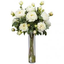 Faux Floral Centerpieces by Interior Design Artificial Floral Arrangements For Interior Decor