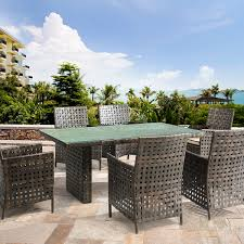 Gensun Patio Furniture Reviews What Atmosphere Are You Looking To Create In Your Outdoor Space
