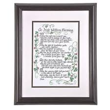 wedding blessing wedding blessing framed