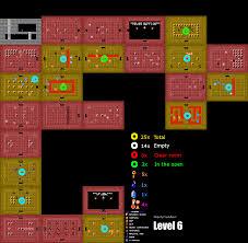 legend of zelda map with cheats level 6 drop map zelda any s