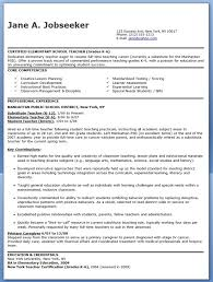 Resume For Teachers Example by Elementary Teacher Resume Samples Free Creative Resume