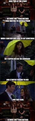 How I Met Your Mother Memes - how i met your mother how it should have ended there i just saved