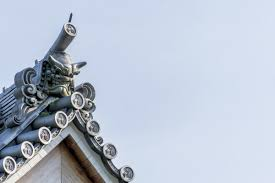 Wooden Roof Finials by Free Images Architecture Structure Home Landmark Japan