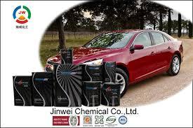 china anti uv semi gloss polyester auto paint coating metallic