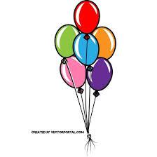 palloncini clipart palloncini colorati scarica a vectorportal