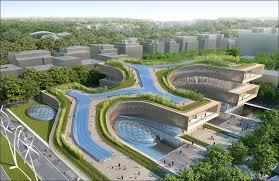 citta della scienza masterplan predicts future of self sustaining citta della scienza masterplan predicts future of self sustaining cities courtesy of vincent callebaut