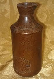 Denby Vase Pottery J Bourne U0026 Son Denby Pottery P U0026j Arnold Ink Bottle