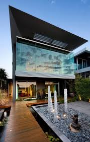 esplanade house a stylish house by finnis architects melbourne