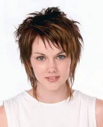 side and back views of shag hairstyle best 25 short shaggy hairstyles ideas on pinterest hairstyles