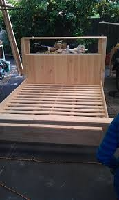 18 gorgeous diy bed frames bed frames tutorials and woodworking