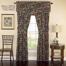 should drapes touch the floor curtains and drapes touch of class