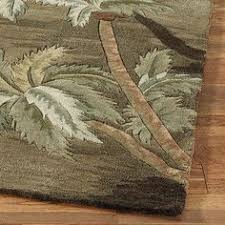Area Rugs Tropical Pet Friendly Sarasota Tropical Leaf Area Rugs Living Room Ideas