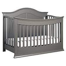 Crib Converts To Toddler Bed Davinci Meadow 4 In 1 Convertible Crib With Toddler