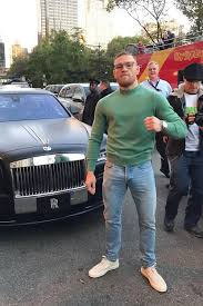 fighting style u2013 here u0027s how much cash conor mcgregor splashes on