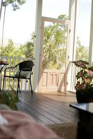 best deck color to hide dirt screen porch floor to paint or stain what color