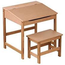 bureau pupitre enfant amazon fr bureau pupitre écolier