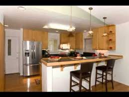 Bar Counter Top Kitchen Design Breakfast Bar Youtube