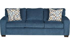 Types Of Sleeper Sofas Affordable Blue Sleeper Sofas Rooms To Go Furniture