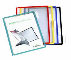 Desk Reference System sherpa desk durable catalog rack reference system 5542 10 or
