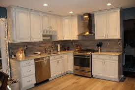 veneer kitchen backsplash countertops backsplash marvelous l shape kitchen design