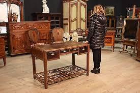 scrivanie stile antico scrittoio cinese mobile scrivania diplomatica in legno tavolo