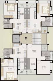 747 sq ft 1 bhk 1t apartment for sale in akshay residency