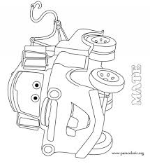 mater coloring pages coloring pages adresebitkisel