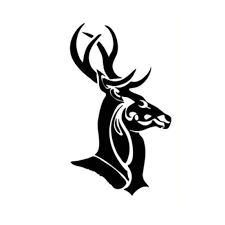 of thrones tattoos for house baratheon deer