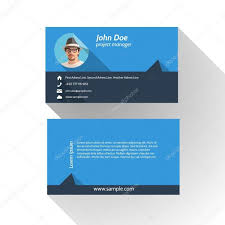 colors business card template ai free plus business card