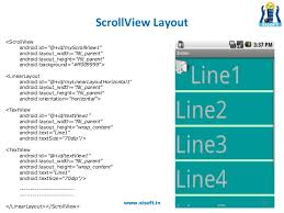 android textview set layout weight android screen containers layouts