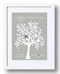 25 wedding anniversary gift wedding anniversary gifts silver wedding anniversary gifts for