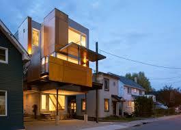 Modern Narrow House slim style narrow house is a masterpiece of fine modern design