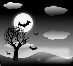 free halloween svg halloween landscape svg clip arts download clip arts free png