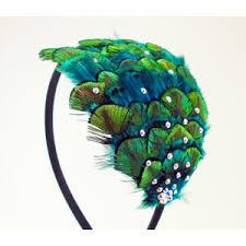 peacock headband peacock feather headband peacock feathers feather fascin