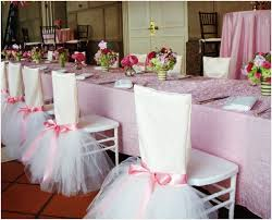 tutu chair covers chair covers for birthday party comfortable ballerina themed