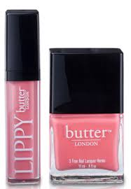 butter london nail lacquer polish review and swatches trout pout