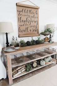 Dining Room Hutches Styles by Diy Farmhouse Style Buffet Dining Room Buffet Entryway Tables
