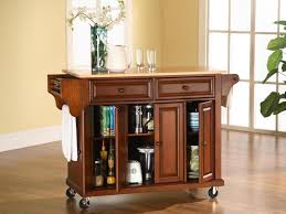 Mobile Kitchen Island Butcher Block by Kitchen Island 30 Mobile Kitchen Island Back To Small Kitchen