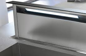 hotte de cuisine darty hotte invisible la sélection 100 discrétion darty vous