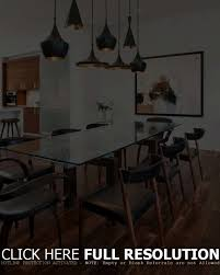 Dining Room Lamps Modern Lighting Exquisite Modern Dining Room Lighting Design Best