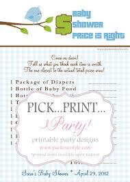 photo free printable baby shower prediction image