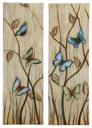 Brown And Blue Wall Decor Interesting Decoration Blue And Brown Wall Art Excellent Idea