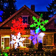 Landscape Laser Light Laser Light Newest Version Ucharge Snowflake Led