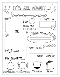 preschool all about me worksheet com 2011 08 all about me