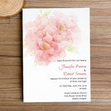 Pink Wedding Invitations Pink Wedding Invitations Elegant Wedding Invites Part 2
