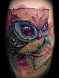 30 spectacular owl tattoo ideas